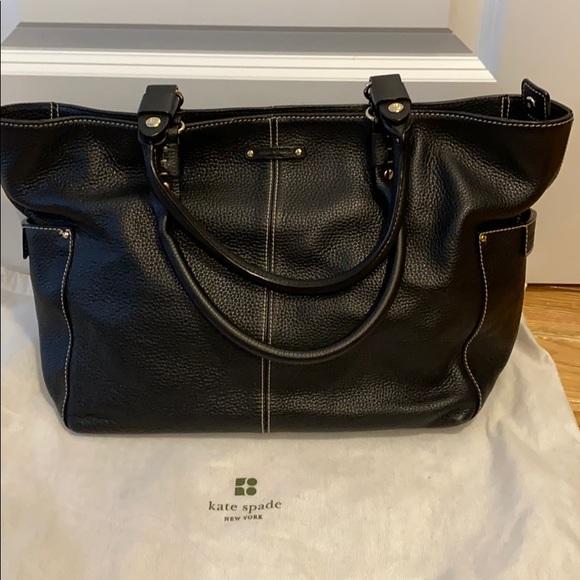 Kate Spade black shoulder bag